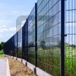 Panel 2D Zn+PVC 630mm antracit
