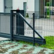 Panel 3D Light 1230mm PVC antracit