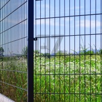 Panel 2D Zn+PVC 1630mm antracit